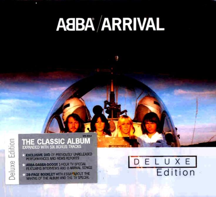 4to. Album: ARRIVAL