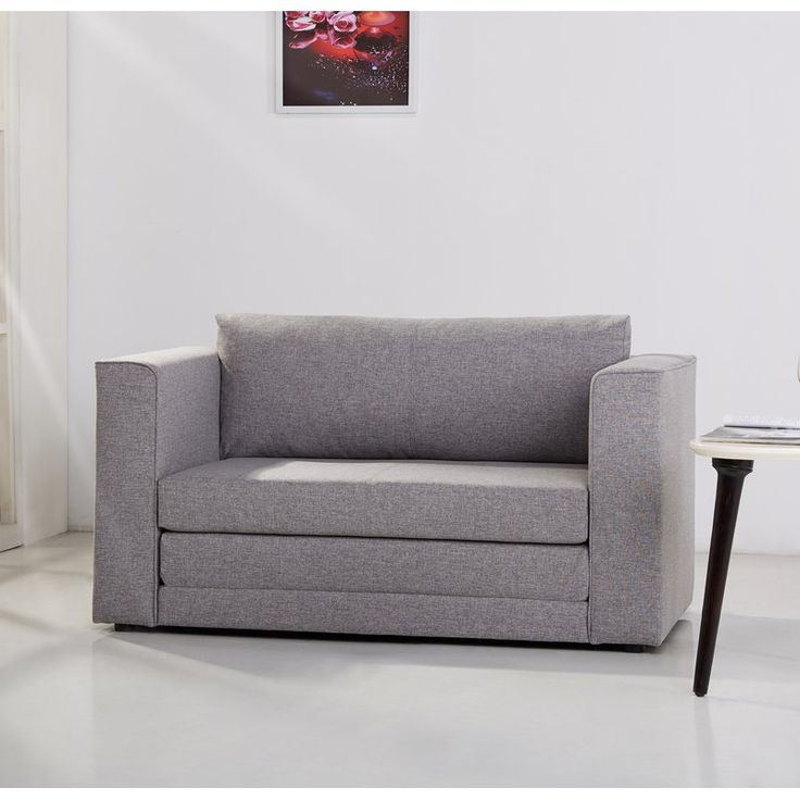 Multi-functional contemporary sleeper adds comfort and style to your home. European style with extremely easy conversion and designed with maximum comfort in mind. Furniture upholstered in durable premium microfiber fabrics. Frames are made of durable tropical wood.