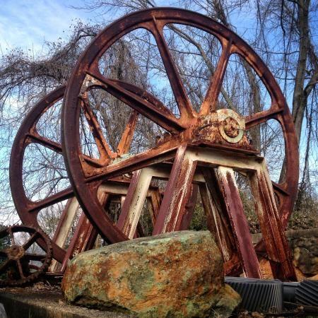 Ducktown tennessee copper mining companies