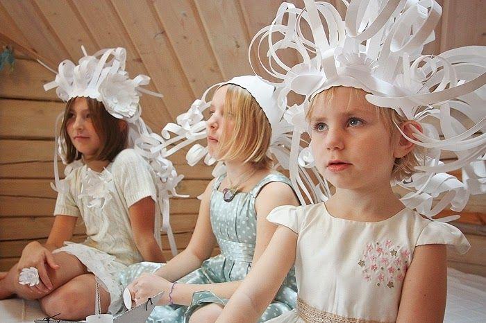 Escuela infantil castillo de Blanca: RECICLANDO EN CARNAVAL