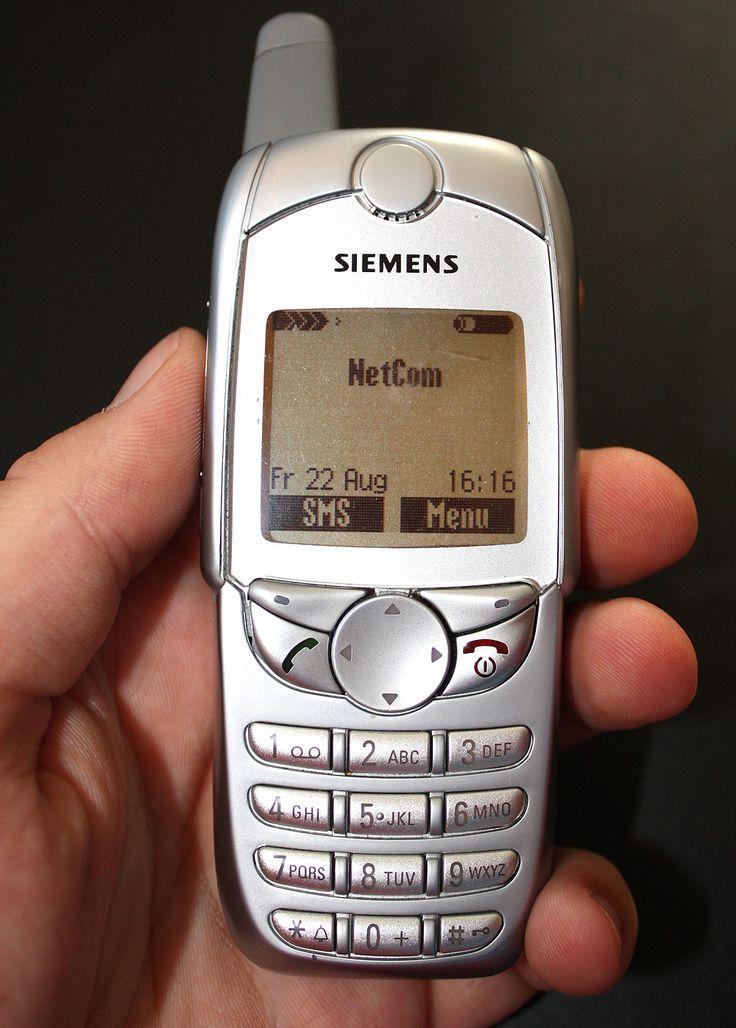 The Retro Siemens SL45i from 2001