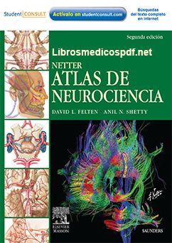 Netter Atlas de Neurociencia 2da Ed - Libros Medicos PDF
