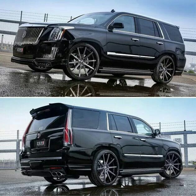 Cadillac Escalade Platinum Price: 39 Best Escalade Images On Pinterest