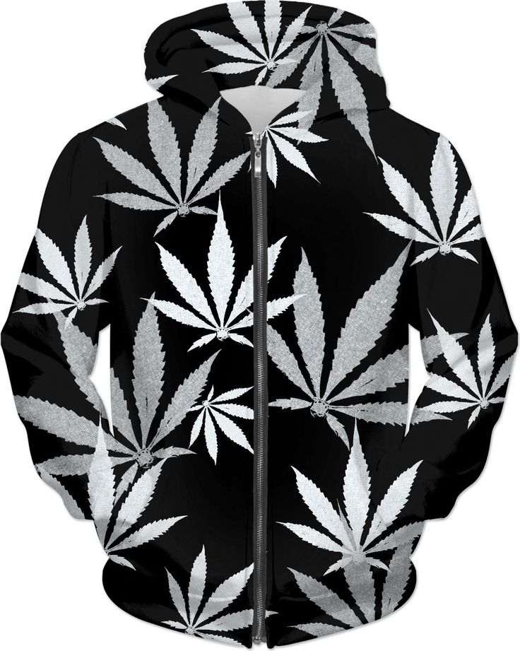 420 Black and white ganja leafs pattern hoodie, marihujana themed hooded sweater, all-over-print stoner design - for more art and design be sure to visit www.casemiroarts.com, item printed by RageOn at www.rageon.com/a/users/casemiroarts - also available at www.casemiroarts.com This product is hand made and made on-demand. Expect delivery to US in 11-20 business days (international 14-30 business days). (time frames are aproximate) #hoodie #clothing #style #hoody #fashion