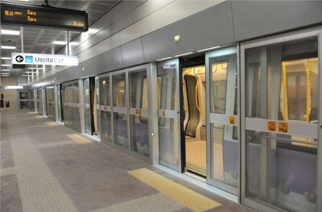 Un benvenuto alla Linea 5 della metropolitana di Milano: la Lilla!