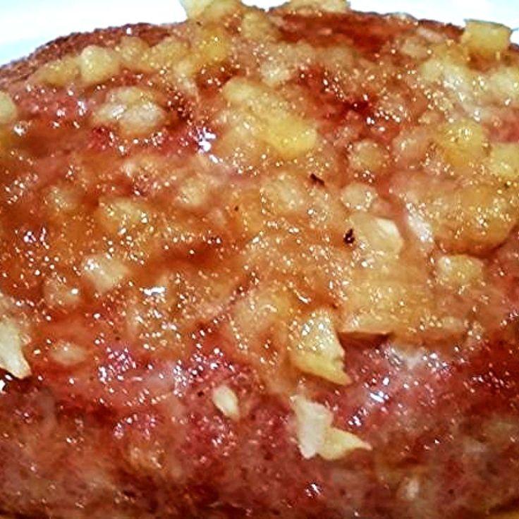 glazed ham balls pineapple lei glazed ham balls balls pineapple glazed ...