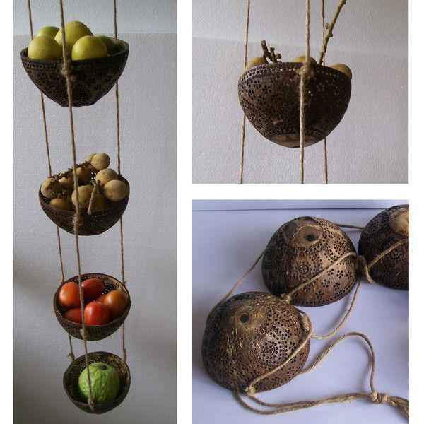 Diy Hanging Fruit Basket Ideas And Pictures: 17 Best Ideas About Hanging Fruit Baskets On Pinterest