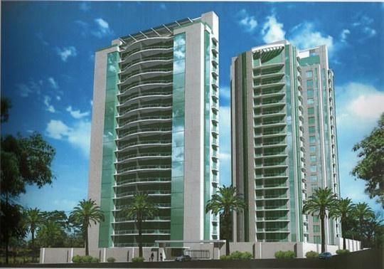 New construction development in San Pedro Sula - Honduras