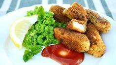 Uvařit podle Jamieho Olivera dobře, rychle a ekonomicky? Žádný problém! Co třeba domácí rybí prsty se šťouchaným hráškem s mátou?