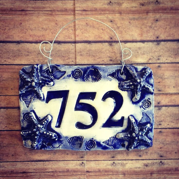 25 best ideas about house number signs on pinterest for Home decor 63042