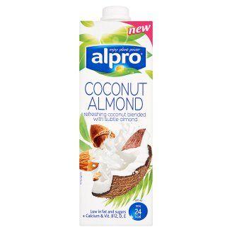Alpro kókuszos-mandulás ital hozzáadott kalciummal és vitaminokkal 1 l - Tesco Bevásárlás