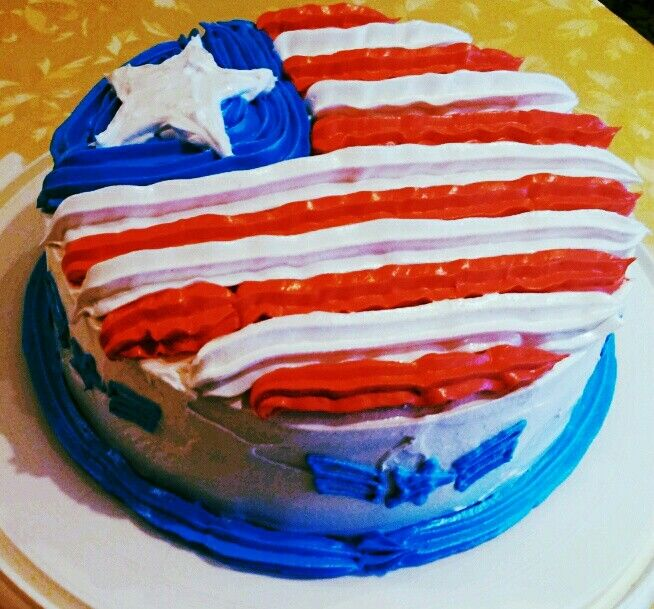 us air force cake
