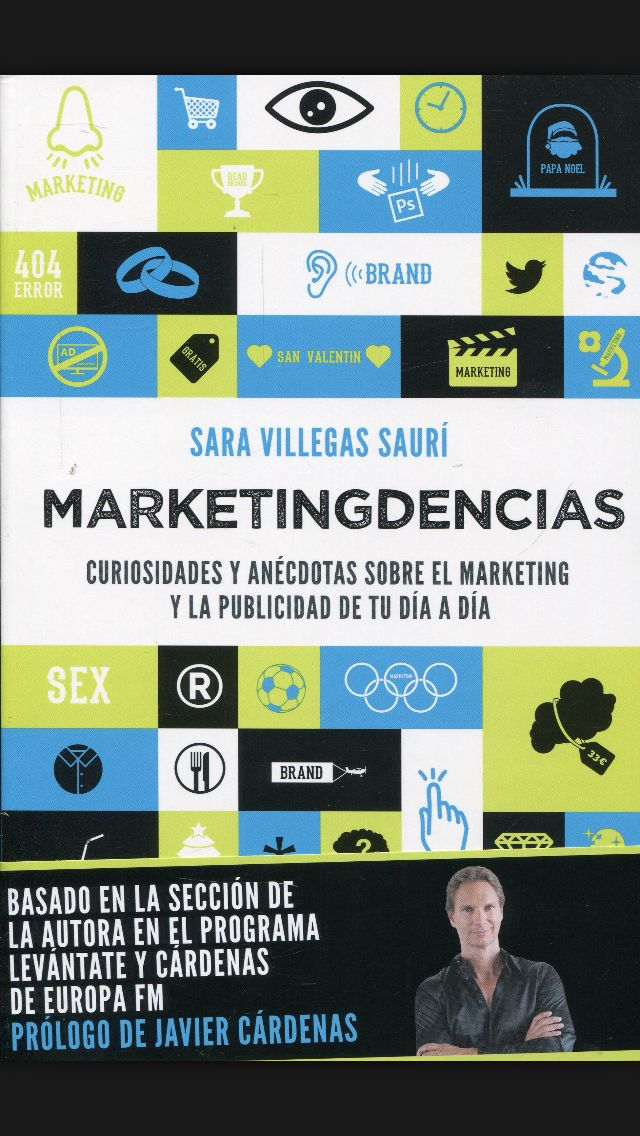 Un interesante libro de #marketing