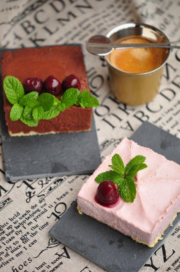 Znáte takové ty francouzské dortíky, kde korpus je téměř neviditelný a na jazyku se vám rozplývá jemná ovocná nebo čokoládová pěna? Tak ...