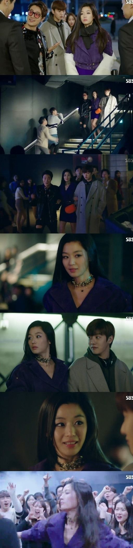 [Spoiler] Added episode 15 captures for the Korean drama 'The Legend of the Blue Sea' @ HanCinema :: The Korean Movie and Drama Database