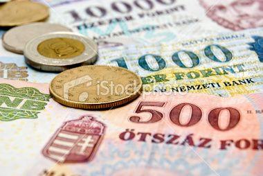 forint Royalty Free Stock Photo