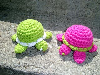 Amigurumi Tortoise Tutorial : Best crochet turtles images amigurumi patterns