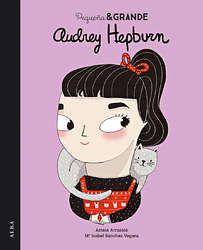 A PARTIR DE 6 AÑOS.  Una pequeña biografía en forma de rima de la actriz para los niñ@s que empiezan a leer. Audrey Hepburn no solo es un mito del cine sino la mujer que conquistó el mundo a base de sencillez y cariño y que como embajadora de UNICEF ayudó a los niños de los países más desfavorecidos. #AudreyHepburn Búscalo en http://absys.asturias.es/cgi-abnet_Bast/abnetop?SUBC=03240103&ACC=DOSEARCH&xsqf01=hepburn+arrazola