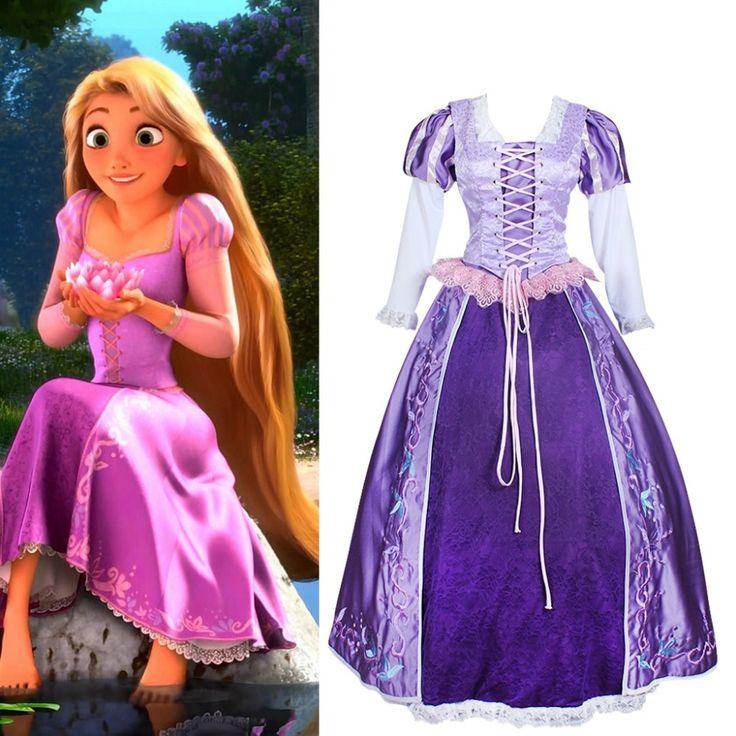 disfraces de rapunzel para niñas de 11 años - Buscar con Google