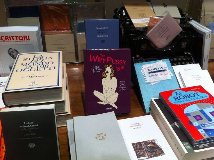 Libreria Todo Modo Via dei Fossi 15 rosso - Firenze  tel: 055 2399110