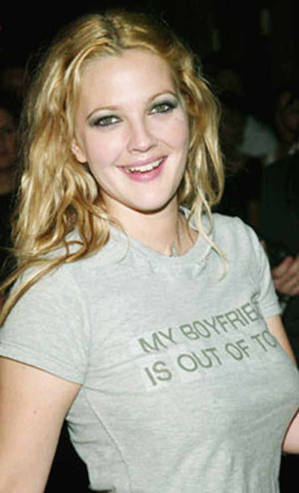 Pin By T Shirts On Film On T Shirts Drew Barrymore