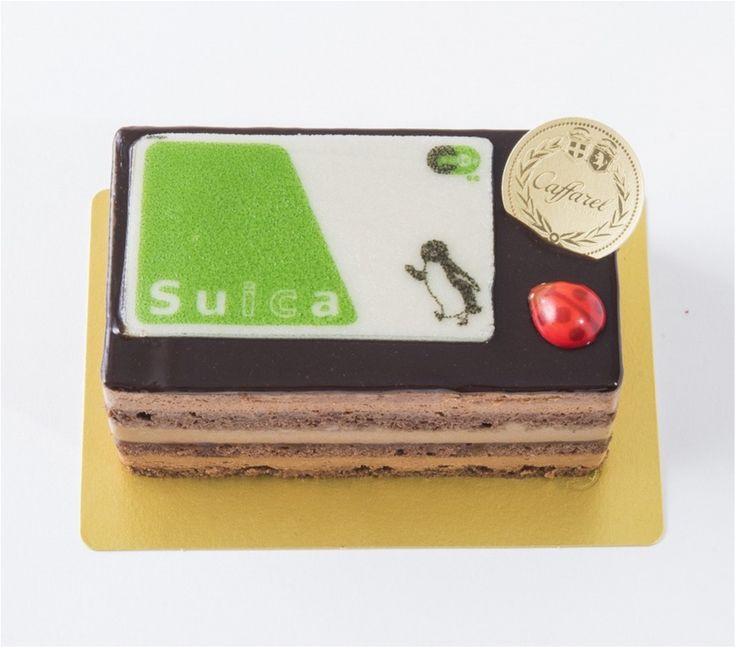 東京駅グランスタ限定! あの「Suicaのペンギン」のケーキ&スイーツがかわいすぎる♡ | 「おいしいもの❤」図鑑 | DAILY MORE