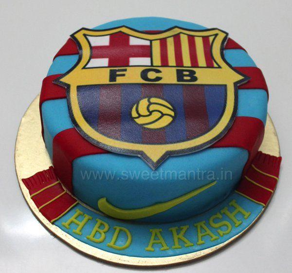 Chelsea Fc Baby Shower Cake