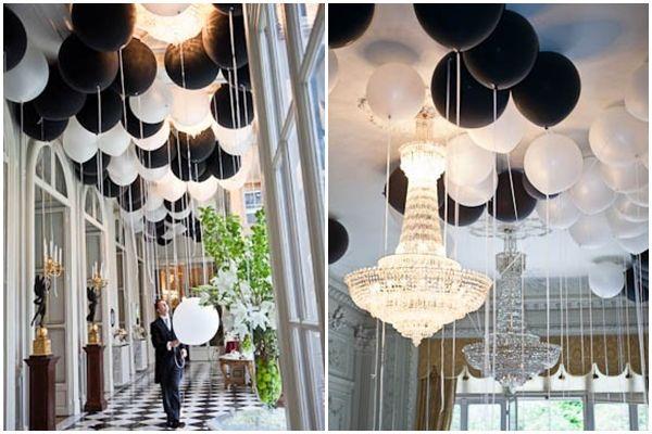 Louisville Wedding Blog - The Local Louisville KY wedding resource: Balloon Wedding Ideas