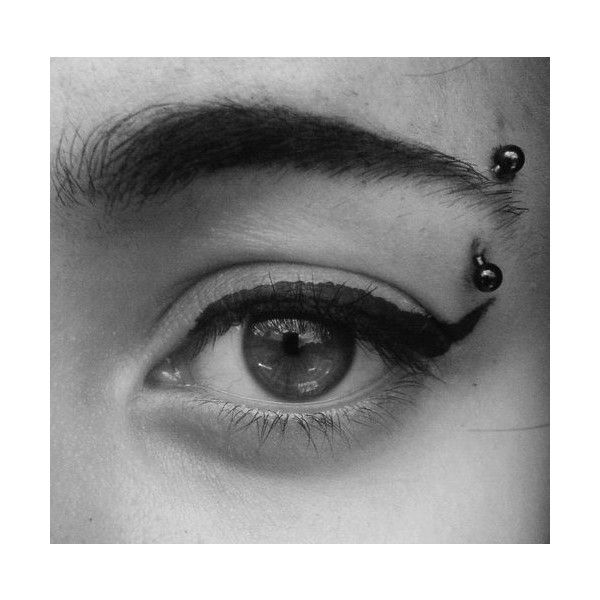 17 best images about piercing arcade on pinterest lip for Tattooed eyebrows tumblr
