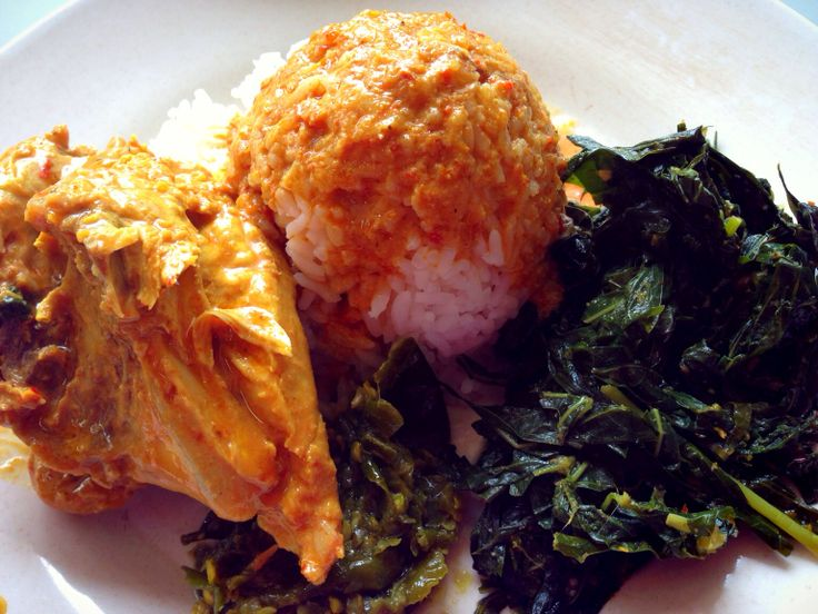 Padang food Originated from west sumatra