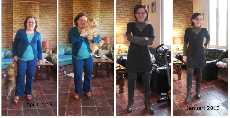 Gastric Bypass Before and After (9 months after operation) - Gastric bypass voor en na (9 maand na de operatie)