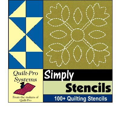 Quilt-Pro Systems - Simply Stencils
