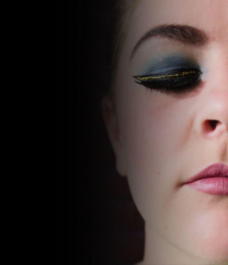 Bold Make-up done By Yolandie - Hair & Make-up Artist