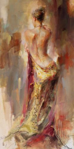 ALL CREATIONS ARTS: Anna Razumovskaya Art