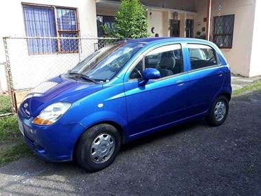 Used Chevrolet Spark for sale in San José, Costa Rica - Price: $ 6,365 USD - Year: 2008 - Mileage: 74 000 km - Transmission: Manual - Fuel type: Gasoline - Traction: front-wheel drive - Color: Blue