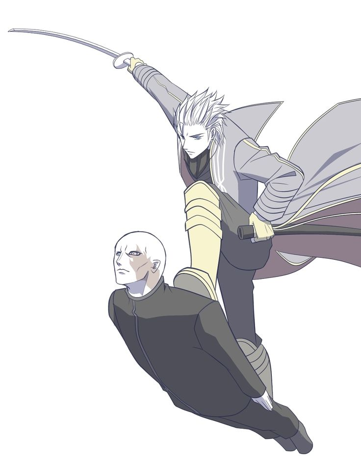 Devil May Cry Vergil And Arkham