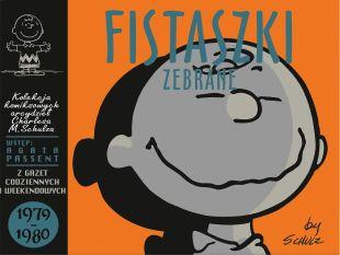 """Charles M. Schulz (sc. & rys.), """"Fistaszki zebrane 1979-1980"""", Nasza Księgarnia, 2016."""