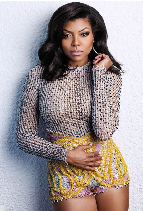taraji on the cover of upscale | Taraji P. Henson by Allen Cooley for Upscale magazine April 2014 issue ...
