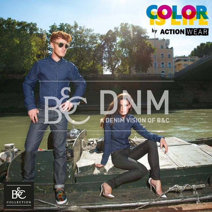 DNM by B&C Collection - color is life!