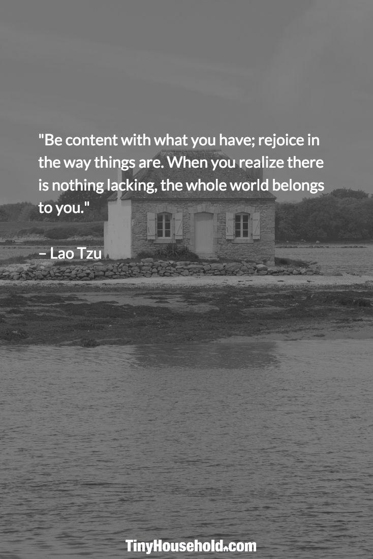 1000+ Images About Tiny House Quotes On Pinterest
