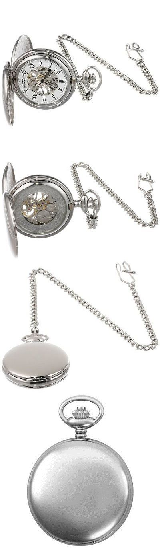 Modern 3938: Charles-Hubert, Paris 3575-W Mechanical Pocket Watch New BUY IT NOW ONLY: $108.98