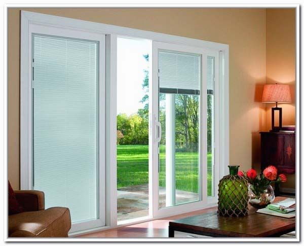 Vertical Sliding Door Blinds Home Decoration Pinterest