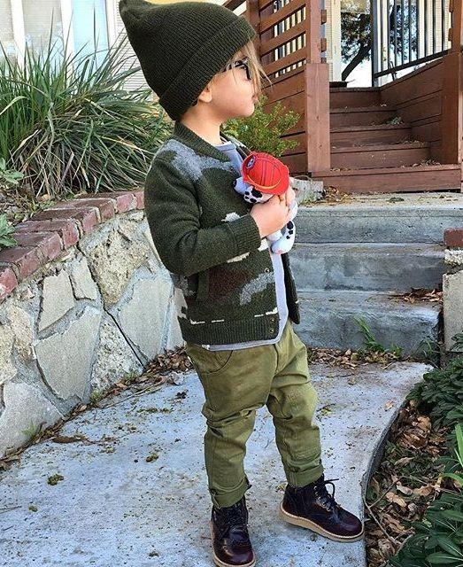 Kids fall fashion @KortenStEiN