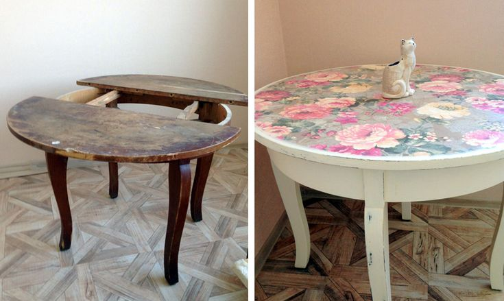 19 great DIY ideas that will transform your old furniture