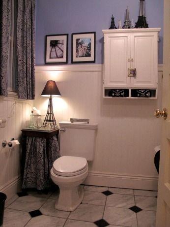 Updating An Old Bath In An Edwardian Home Paris Bathroom Decorhall
