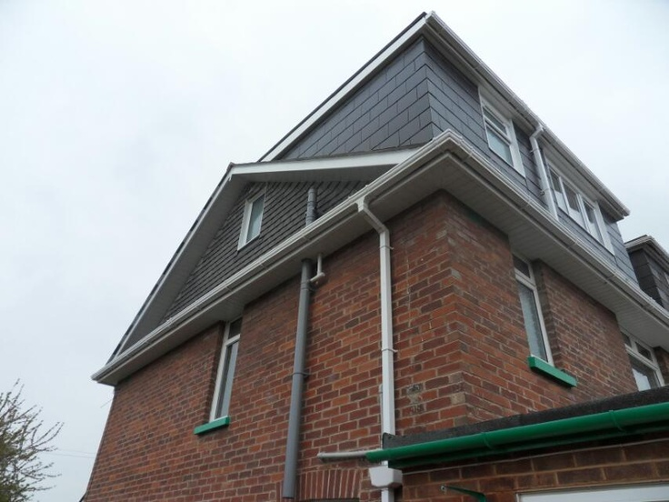 Hip To Gable With Rear Flat Roof Dormer Loft Conversions