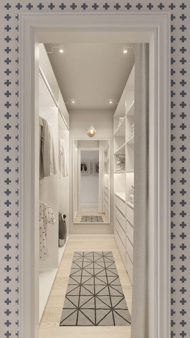 Скандинавская квартира 60 м² в Питере для молодой пары – Красивые квартиры
