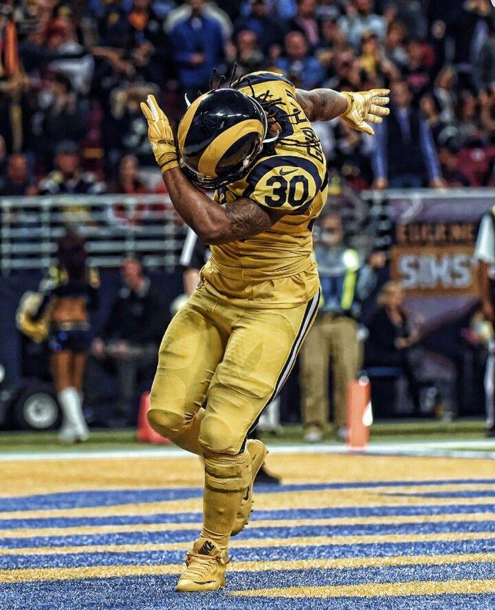 Todd Gurley, RB ~ LA Rams