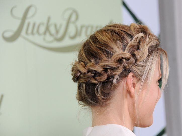 17 Best Images About Wedding Hairstyle Ideas On Pinterest