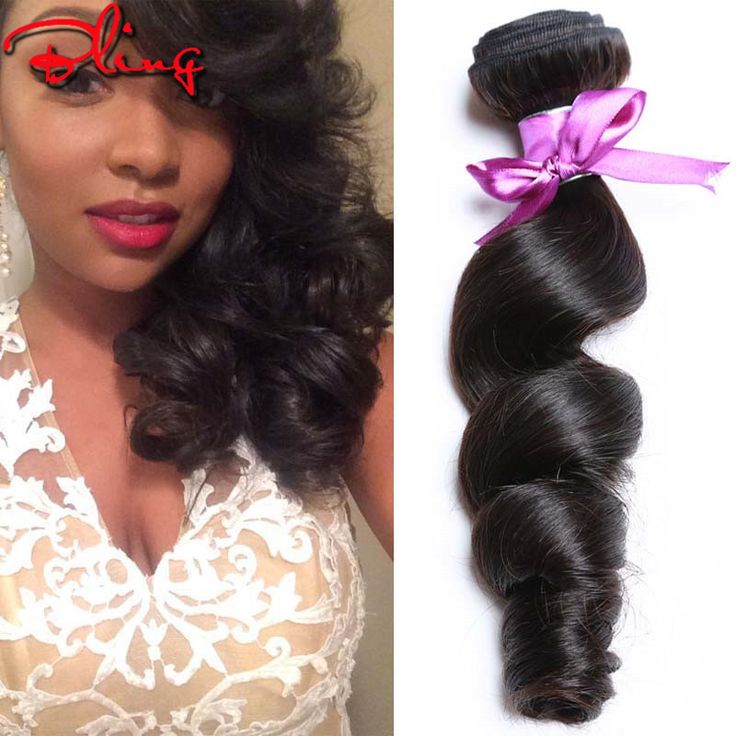 6A Peruvian Loose Wave 4 Pcs Peruvian Loose Wave Virgin Hair 8''-30''…